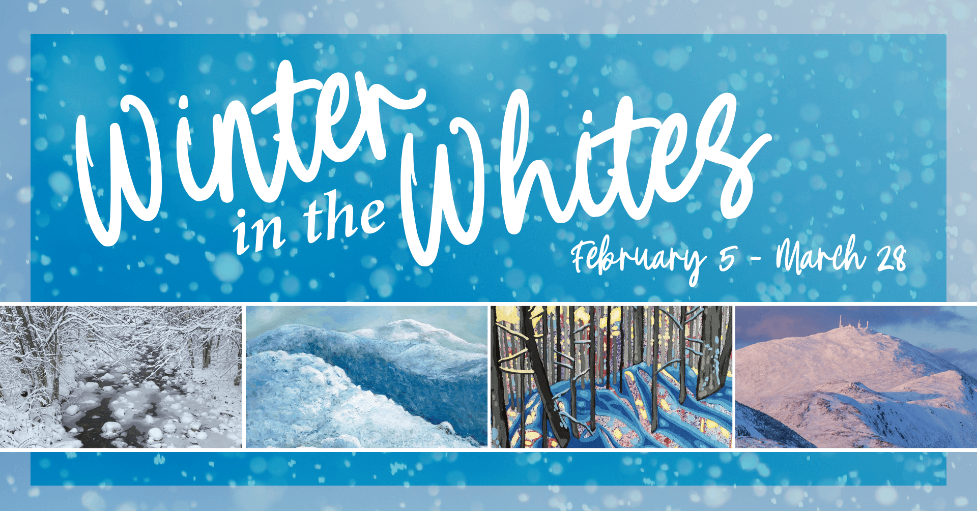 Winter in the Whites Gallery Show