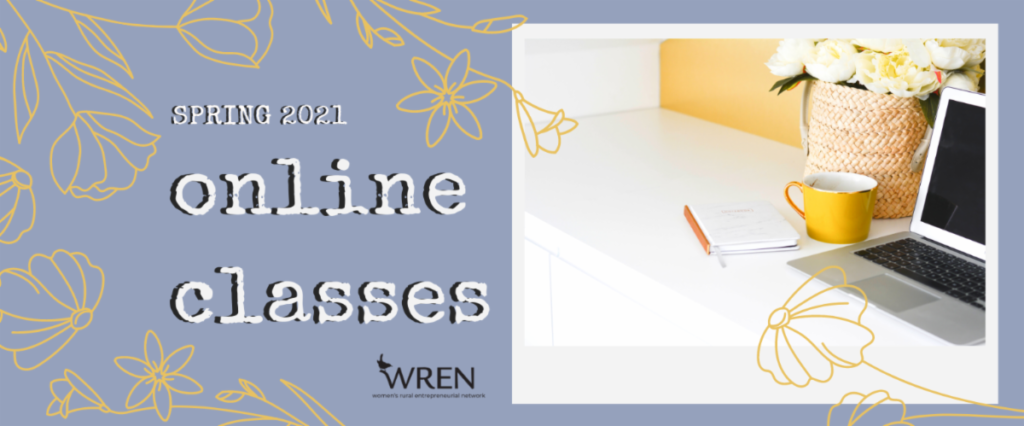 Spring 2021 Online Classes