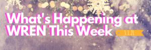 This week at WREN 3121