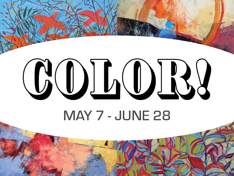 WREN's COLOR Exhibition runs from May 7 to June 28