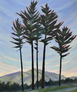 oil painting by Linda Gray