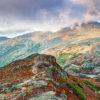 Photograph of Mount Washington from Mount Monroe